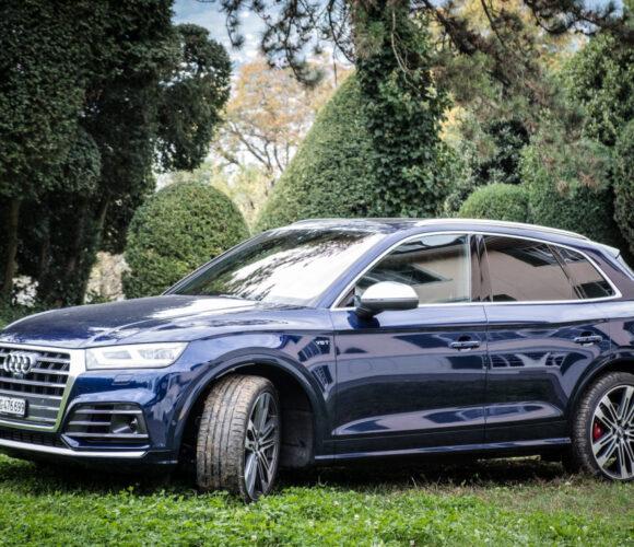 Audi SQ5 TFSI 6V