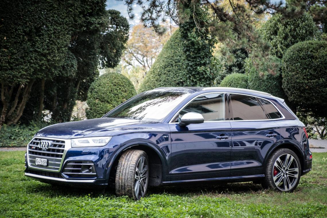 Fahrbericht Audi SQ5 3.0 TFSI