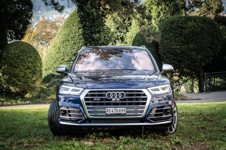 Audi SQ5 TFSI 6V front