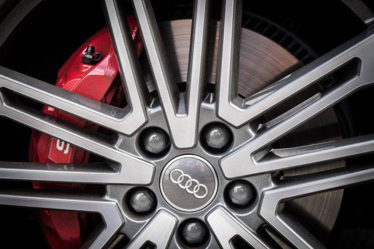 Audi SQ5 TFSI 6V Designelement