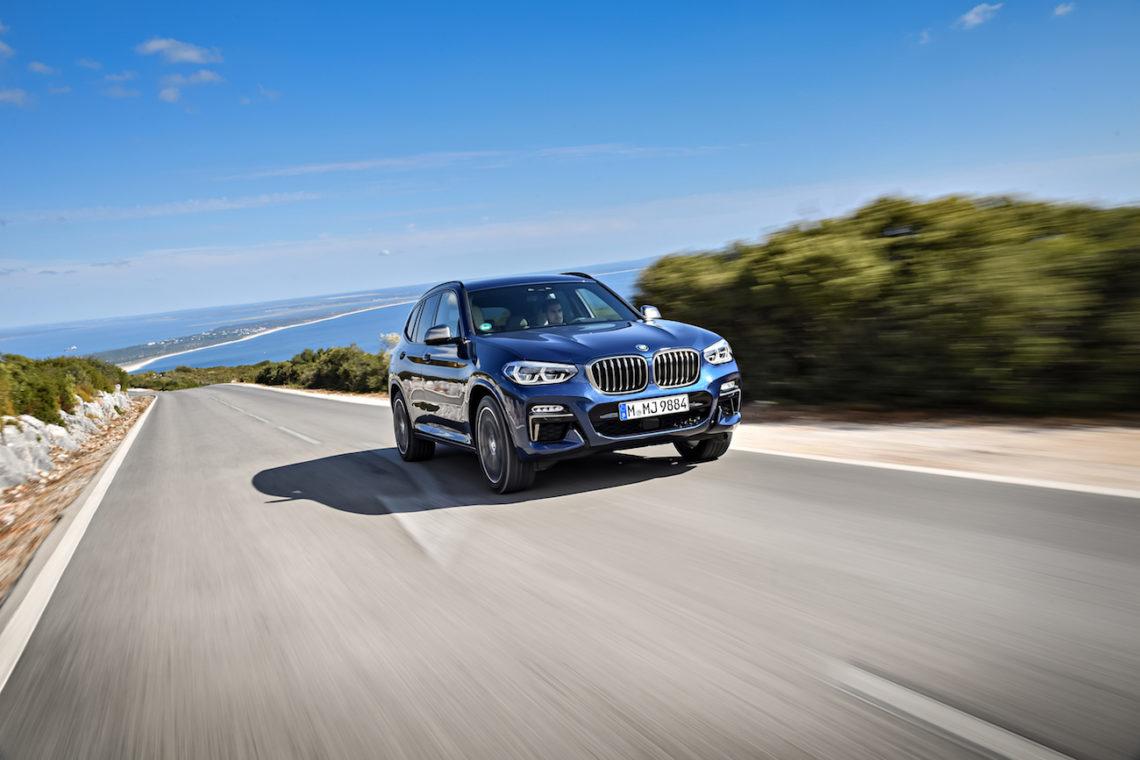 Xz3llent: der neue BMW X3.