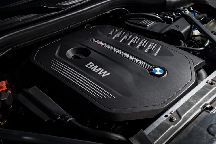 BMW X3 M40i Motor