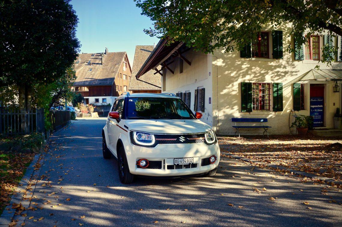 Suzuki Ignis 4×4: Klein aber ganz schön oho!