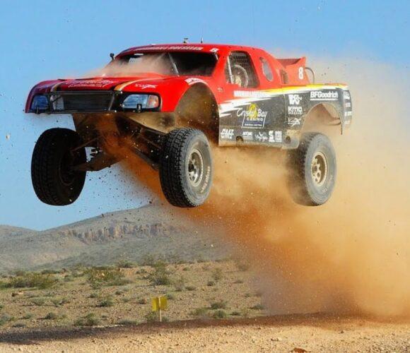 Baja 1000 Trophy Truck