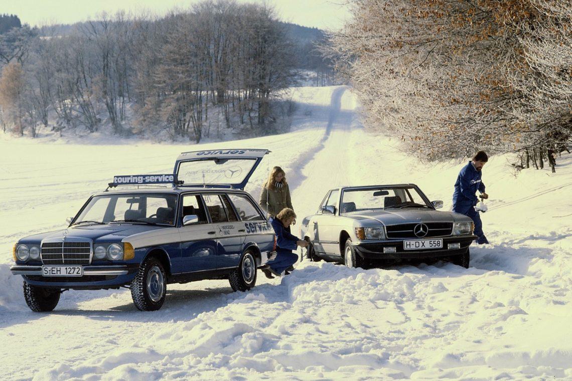 Der Ur-Kombi: 40 Jahre Mercedes-Benz T-Modell