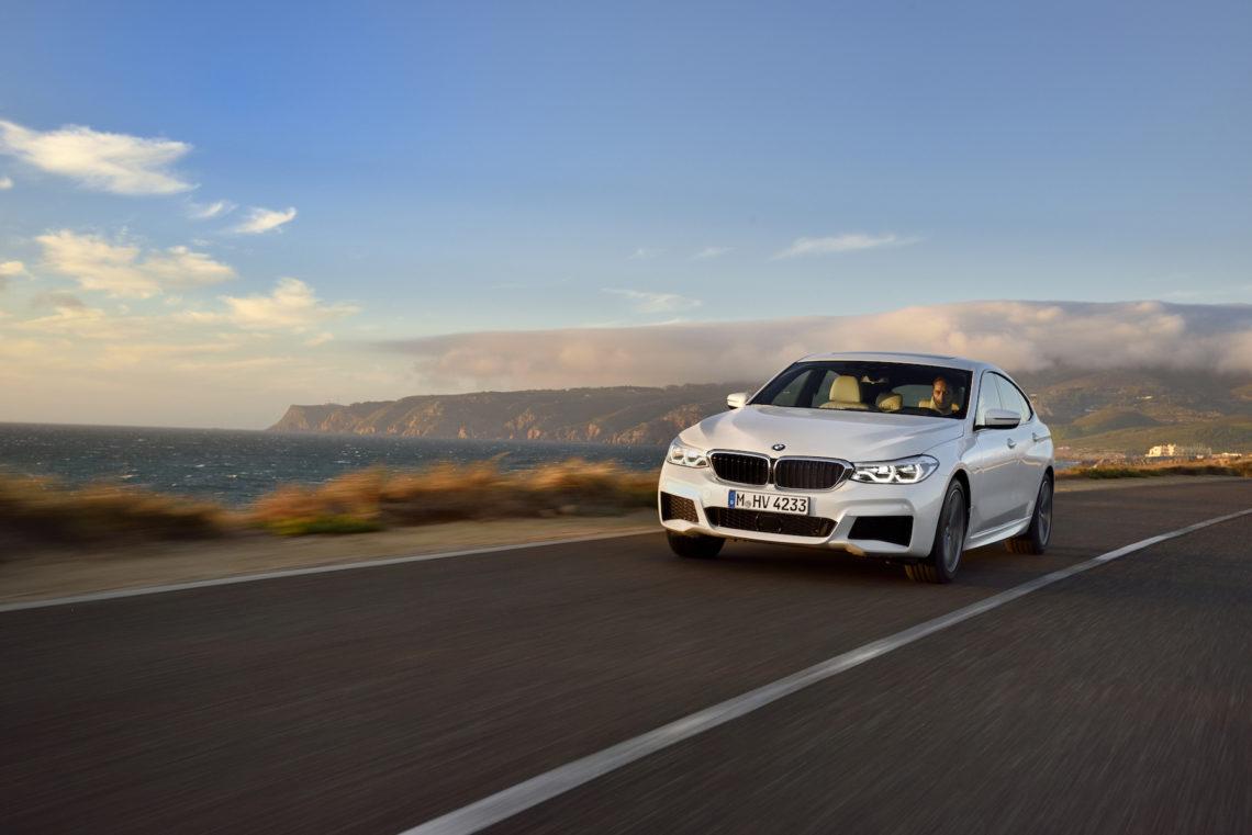 Geht GuT: der neue BMW 6er GT