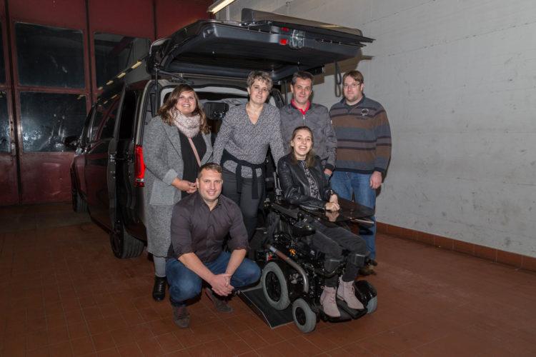 Kirchhoff Mobility AG: Team Kirchhoff Familie Zoronjic Hanspeter Kiener