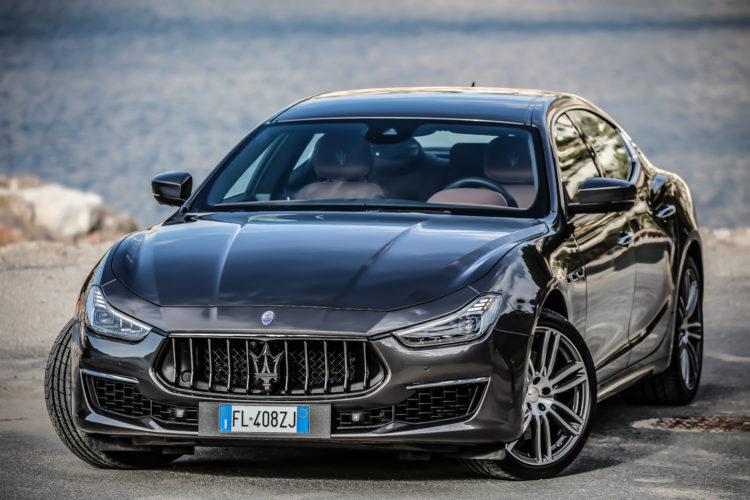 Maserati Ghibli GranLusso V6 SQ4