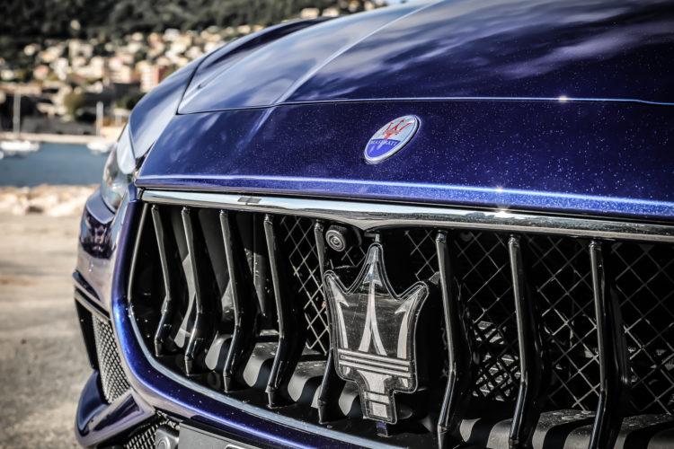 Maserati Ghibli GranSport Kühlergrill