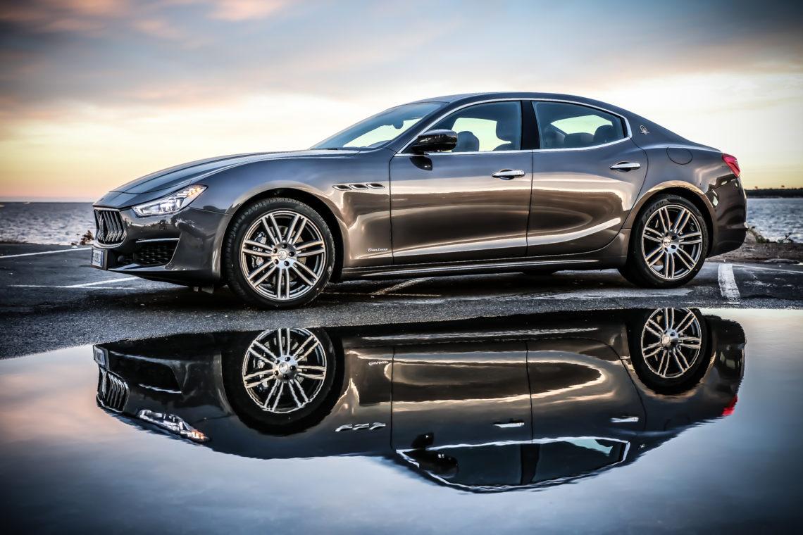 Maserati Ghibli: Vorschau auf die 2018er-Edition
