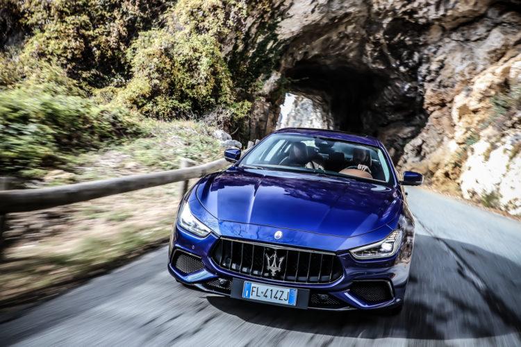 Maserati Ghibli GranSport Front