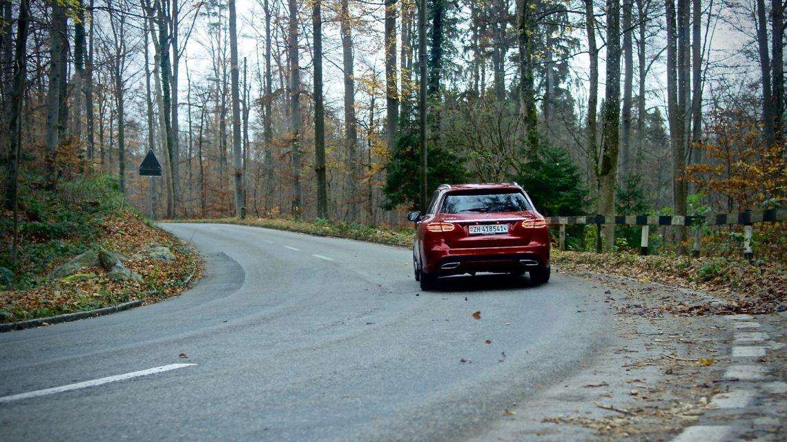 Fantastischer Roadtrip mit dem Mercedes-Benz C 250d 4MATIC T-Modell