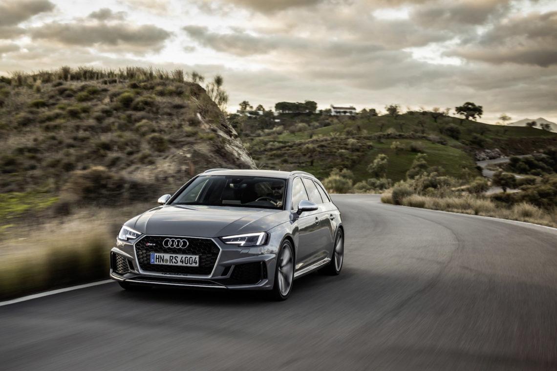 Fahrbericht Audi RS 4: wenns mal wieder schnell gehen soll