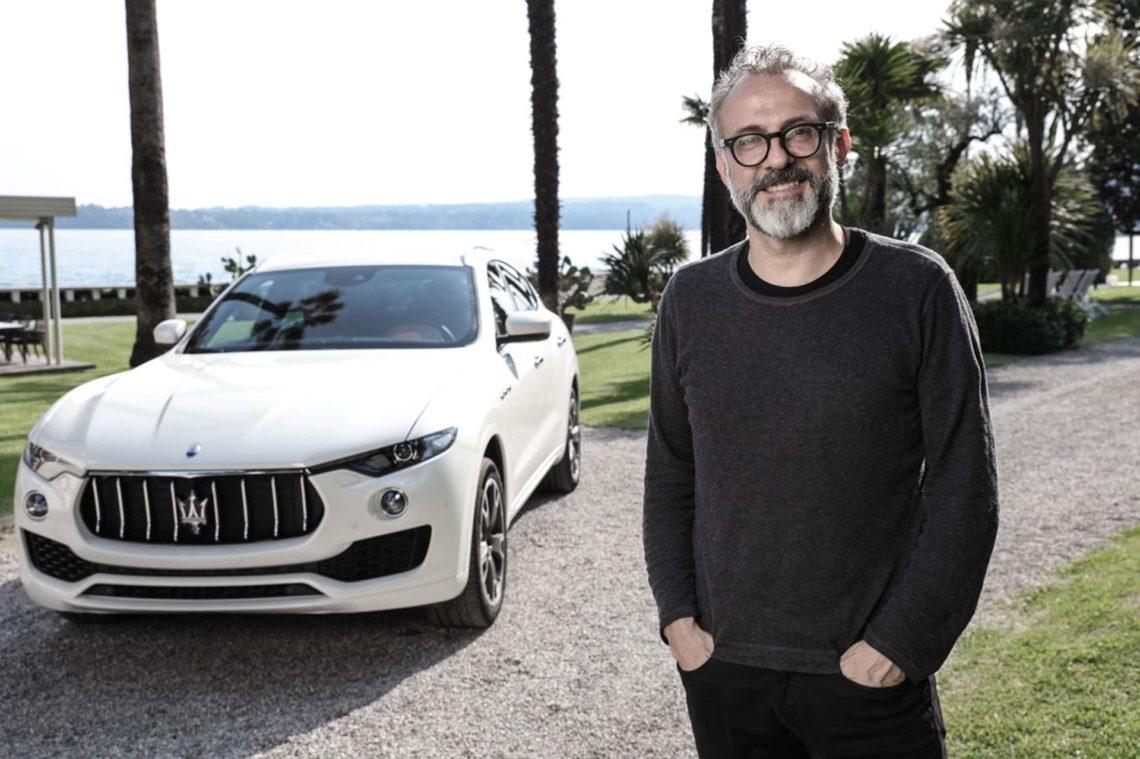 Slow Food & Fast Cars: der italienische Starkoch Massimo Bottura