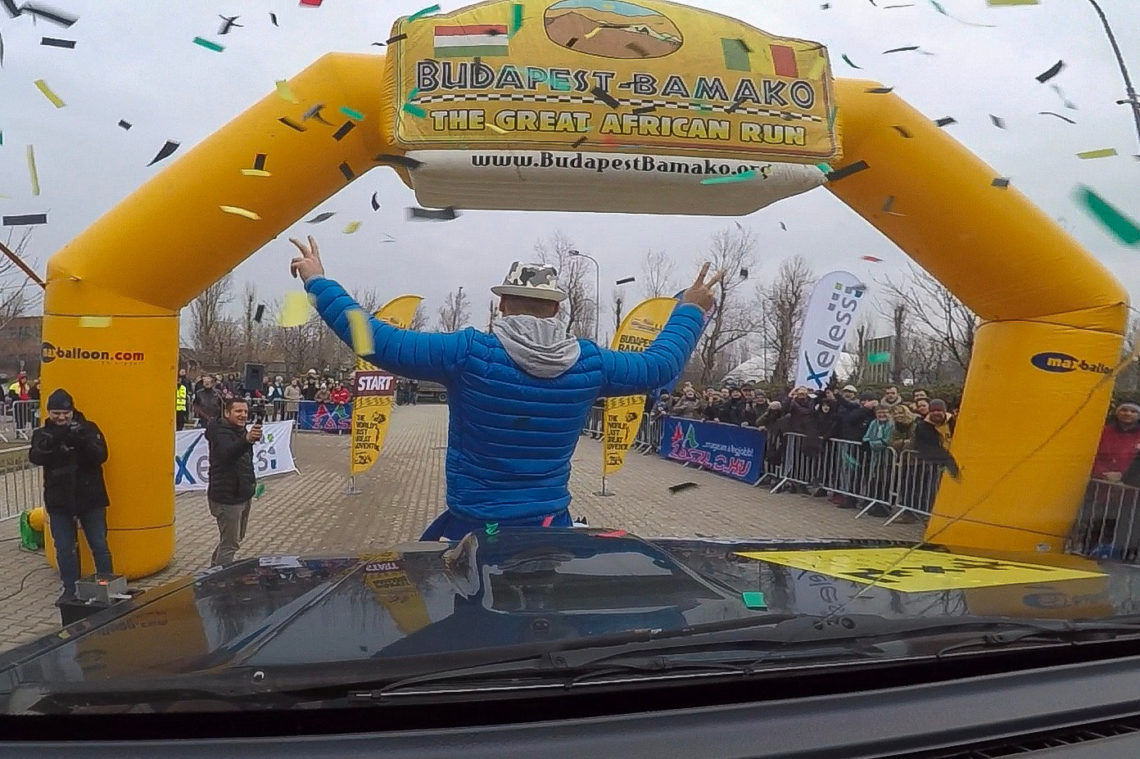 Budapest-Bamako-Rally 2018