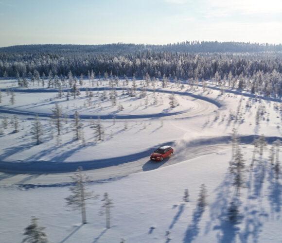 Skoda 4×4 Winter Experience 2018 Lapland Driving Center Rovaniemi