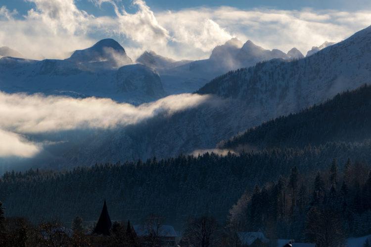 Roadtrip in die steirischen Berge
