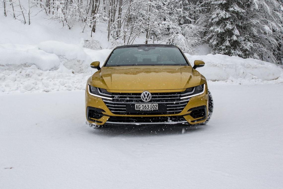 Roadtrip in die steirischen Berge im VW Arteon