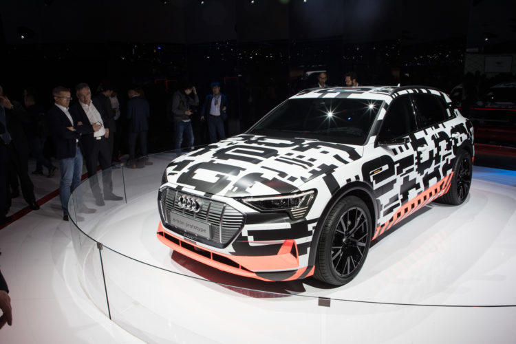 Audi e-tron Prototyp