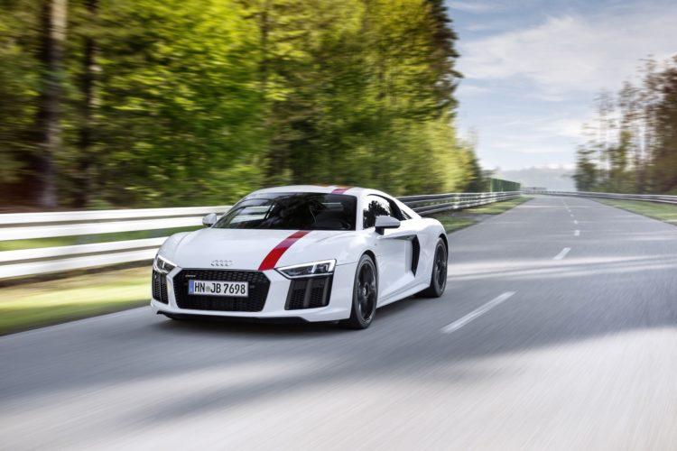 Audi R8 RWS mit 540 PS