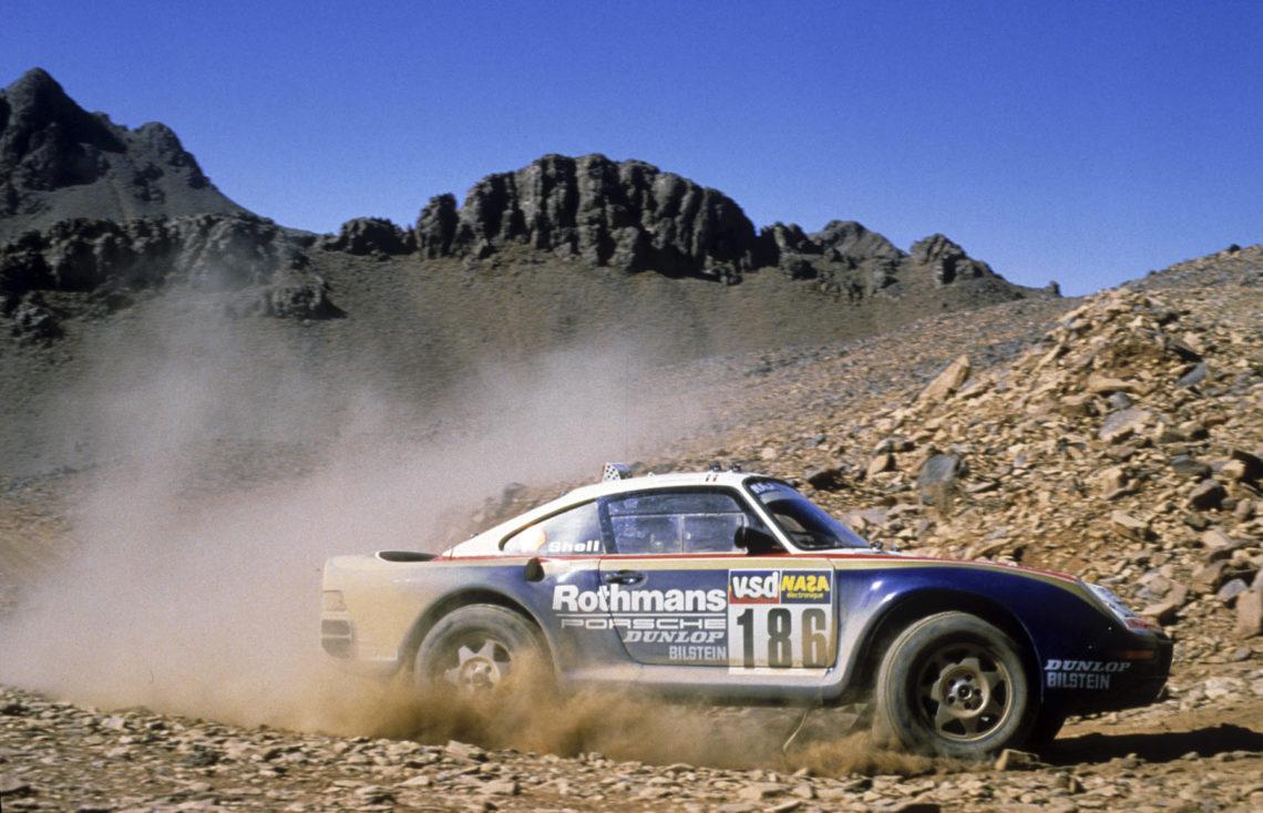30 Jahre Allradantrieb im Porsche 911