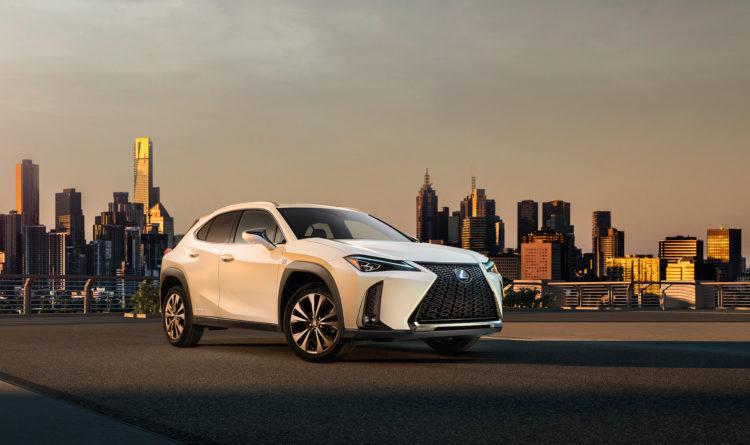 Der Crossover Lexus UX