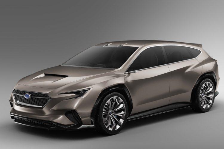 Subaru am GIMS2018