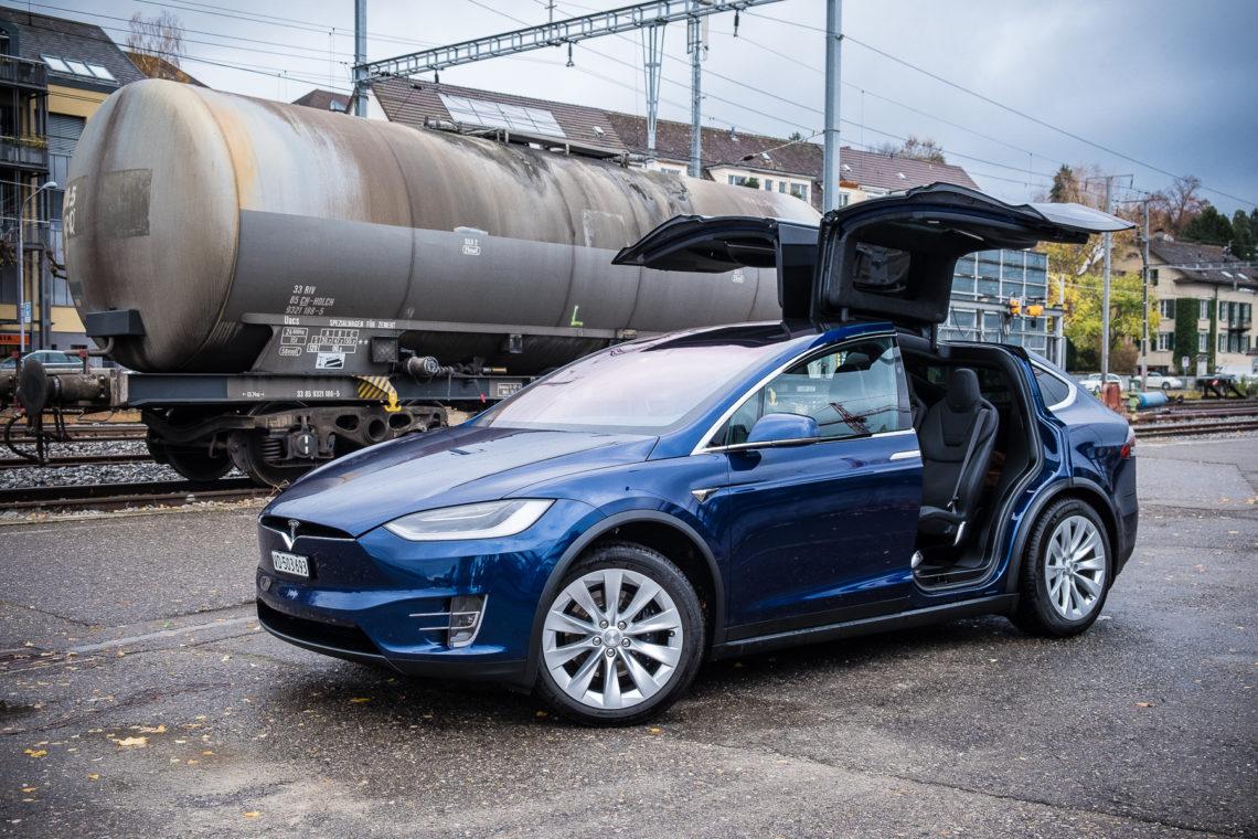 Fahrbericht Tesla Model X 100D