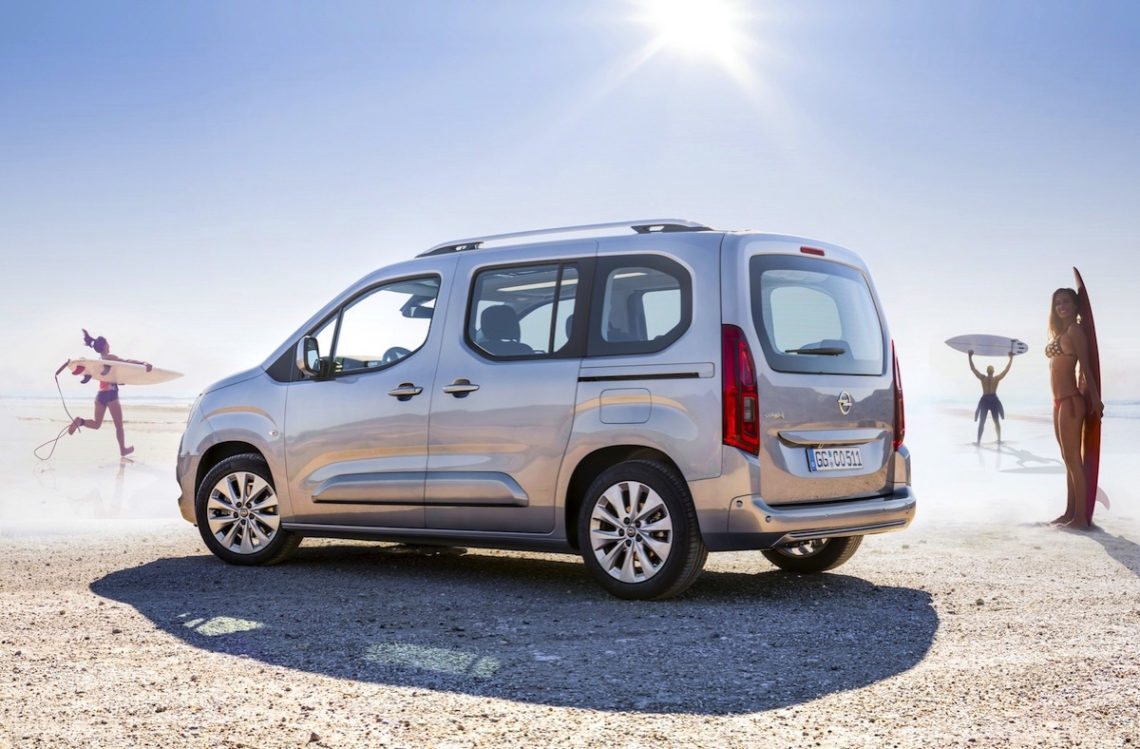 Opel Combo Life, ein Kumpel fürs Leben.