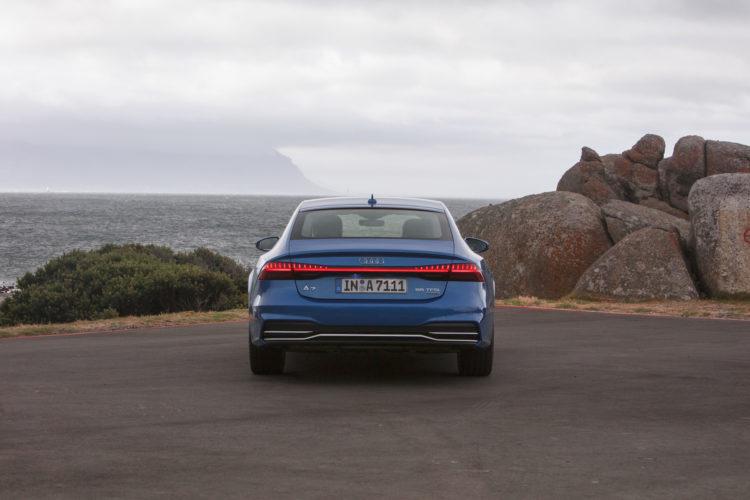 Audi A7 Sportback Heck