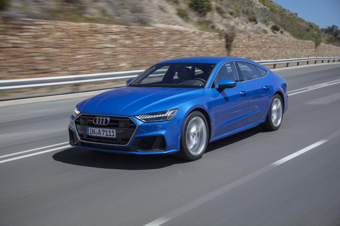 Audi A7 Sportback aussen