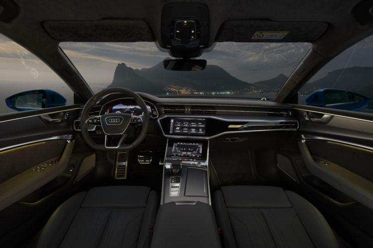 Audi A7 Sportback Cockpit