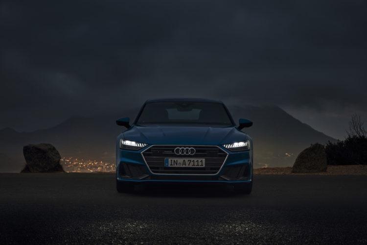 Audi A7 Sportback Lichter Front