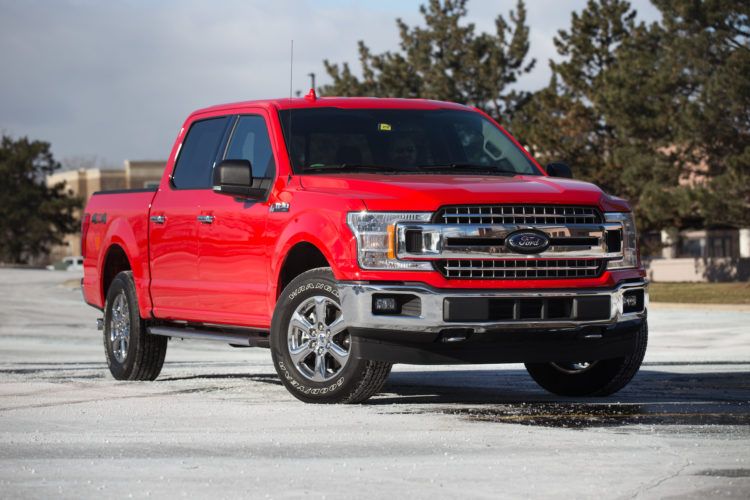 Ford F-150 2018 - Front