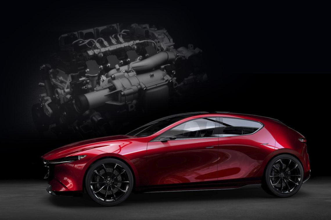 Mazda SPCCI – Technologie