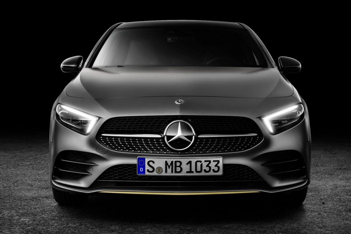 Neue Mercedes-Benz A-Klasse