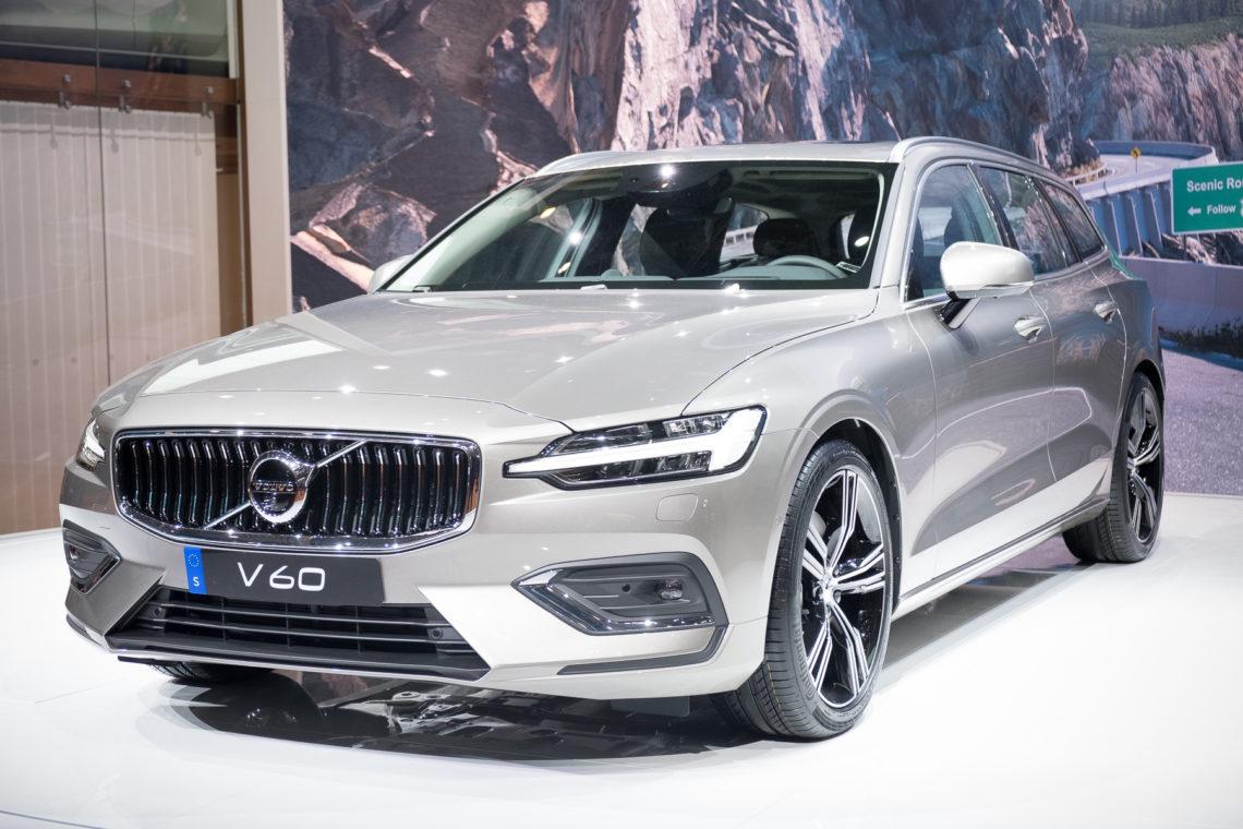 Neuer Volvo V60