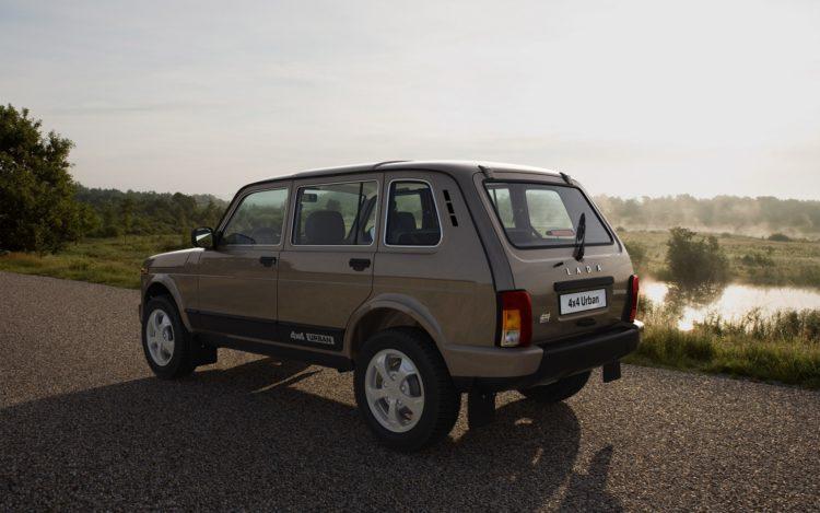 Lada 4x4 Urban Fünftürer