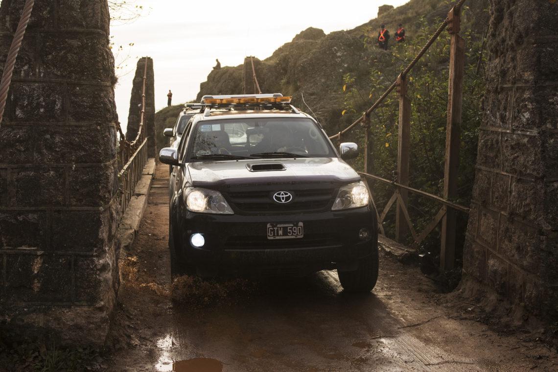 Die Rallye Argentina