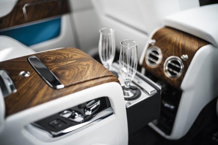 Rolls-Royce Cullina Interieur