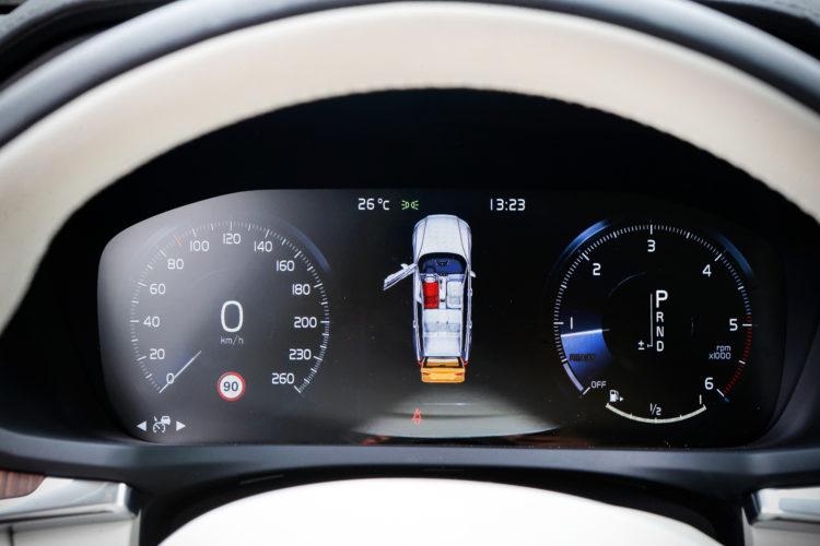 Volvo V60 T6 AWD – Cockpit