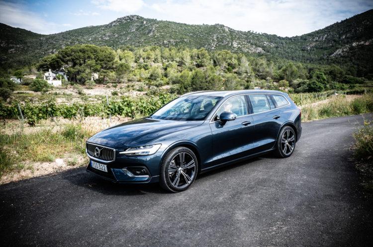 Volvo V60 T6 AWD – Exterieur