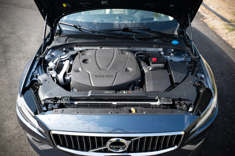 Volvo V60 T6 - Motor