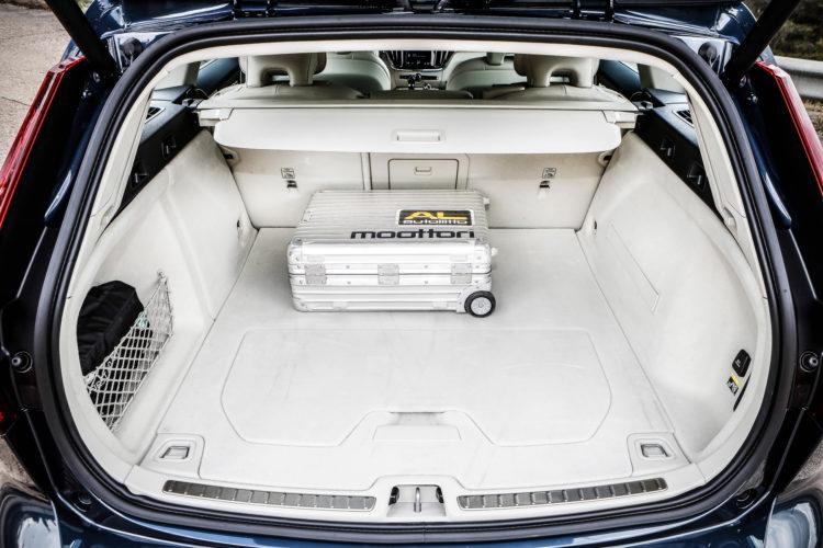 Volvo V60 T6 - Kofferraum