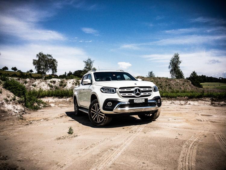 Mercedes-Benz X-Klasse 250d Offroad