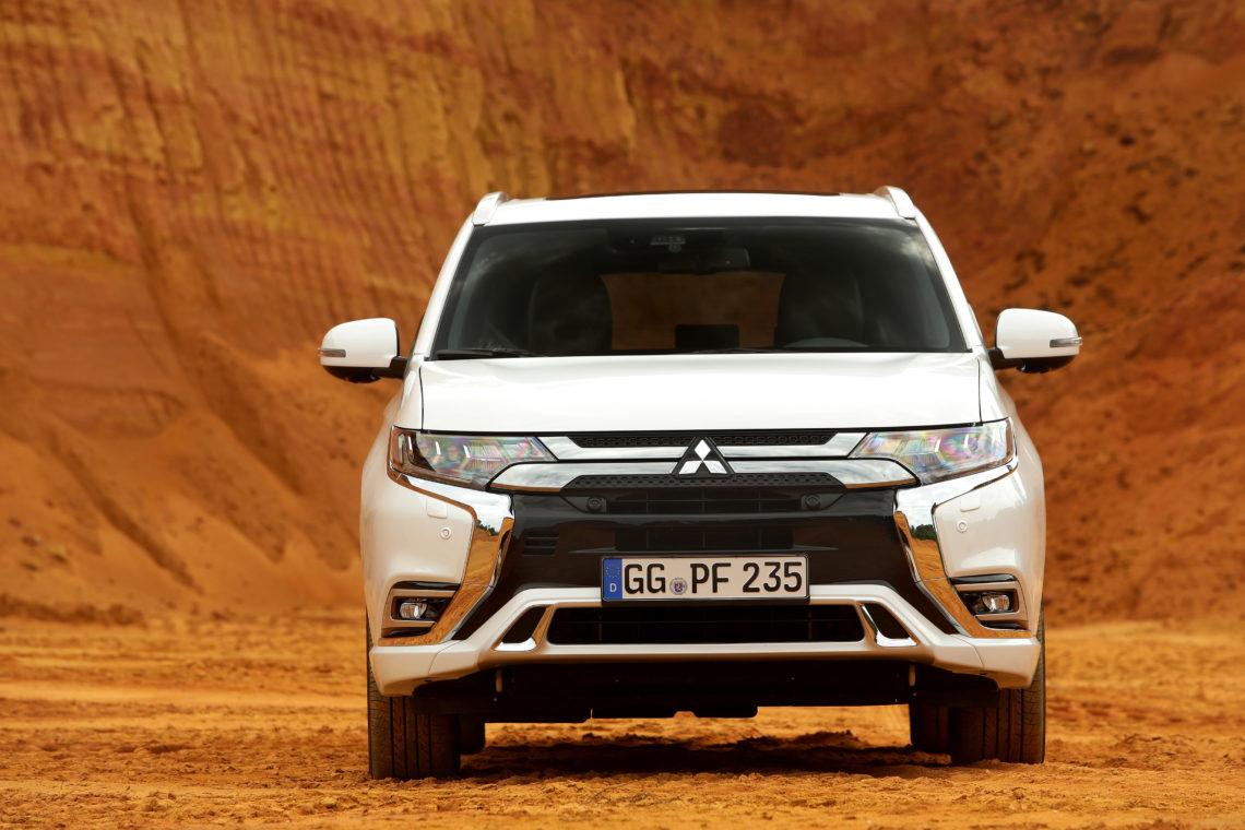 Mitsubishi Outlander PHEV – mehr Hubraum, weniger Verbrauch