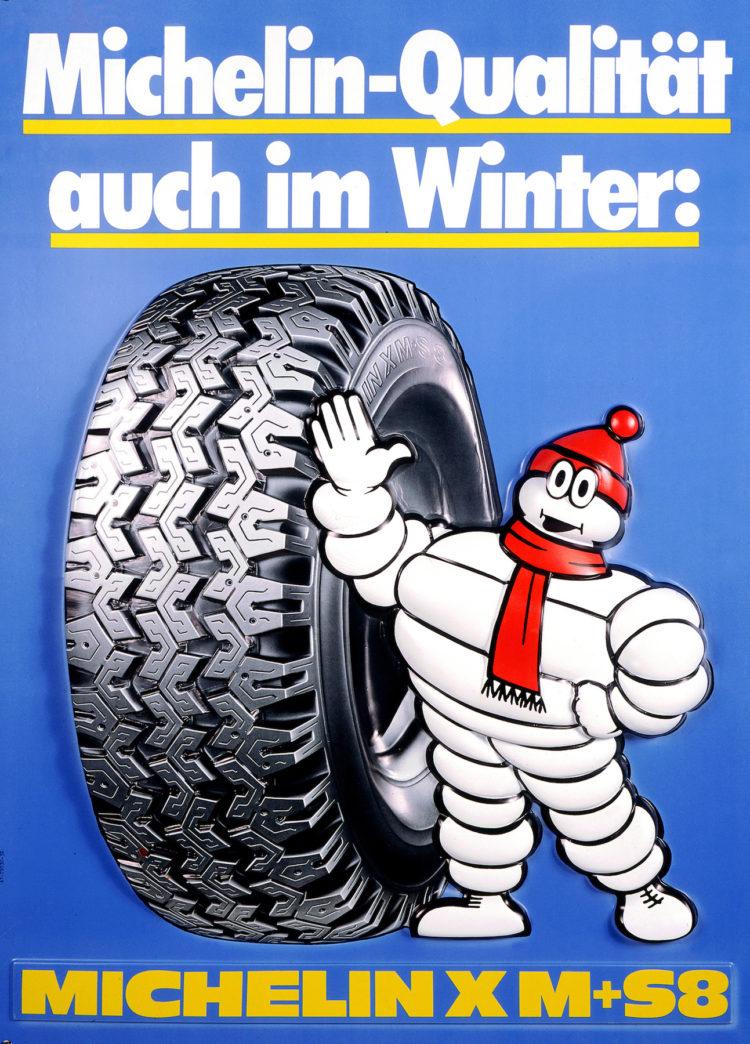 Michelin-Plakat