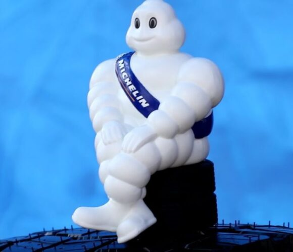 Michelin Mann feiert 120. Geburtstag