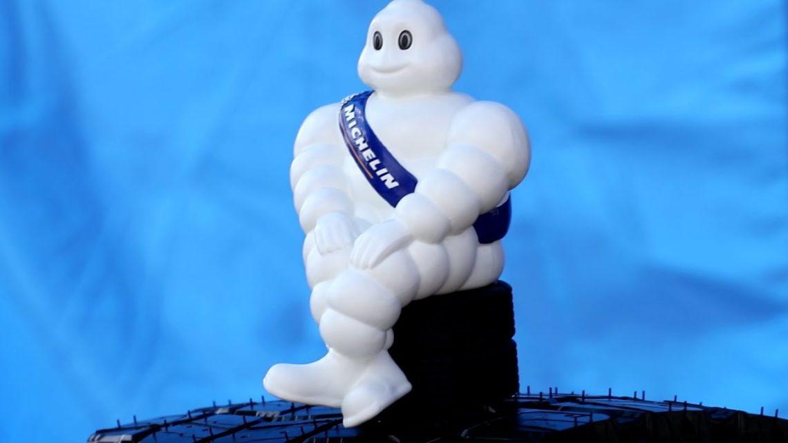 Happy Birthday! Der Michelin Mann feiert seinen 120. Geburtstag.