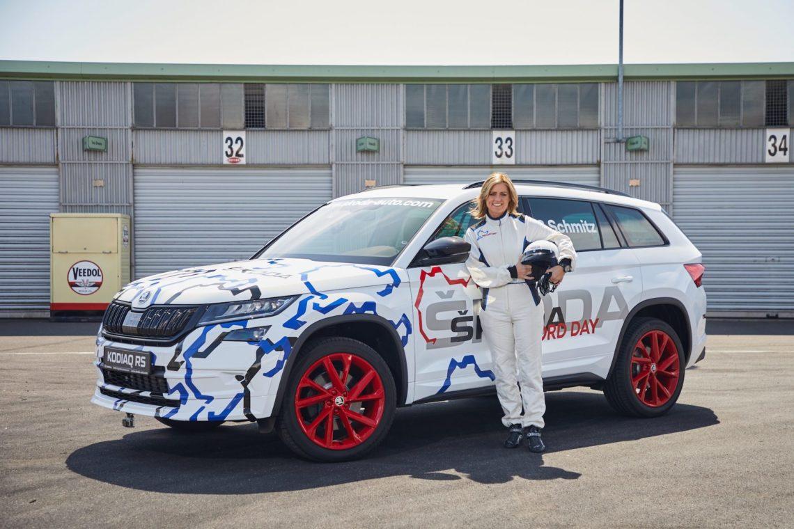Skoda Kodiaq RS mit Nordschleifen-Rekord